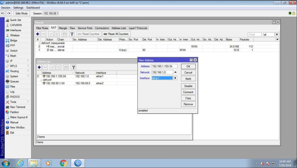 Multi WAN IP Port Forwarding – Qtech System