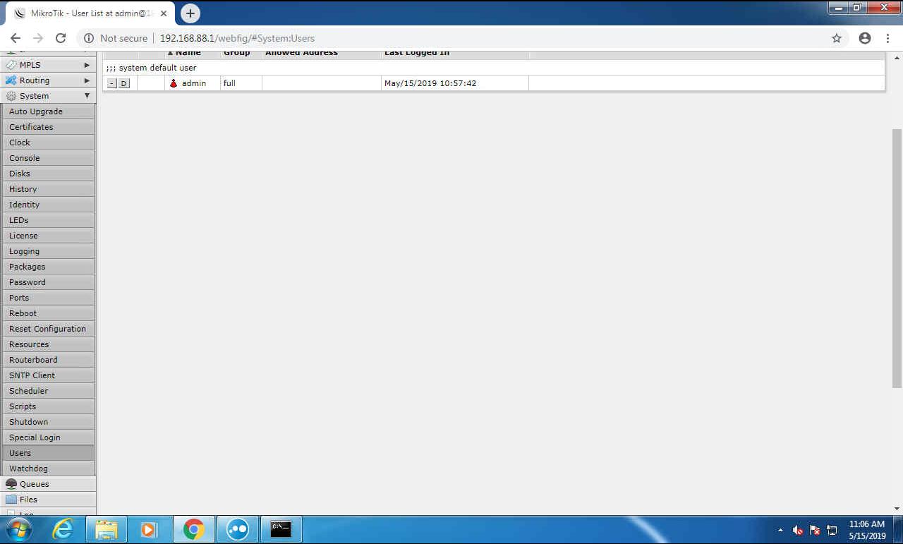 Mikrotik Router Basic Setup – Qtech System